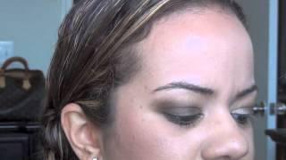 Brown smokey eye using The Balm Nude Tude Thumbnail