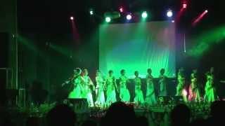 Dhono-dhanye-pushpe bhora- Choreography Koel Sen