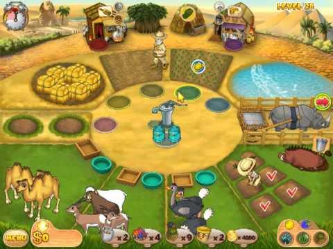 Farm Mania: Hot Vacation - Level 26 ~ 30 (Arcade Mode) |