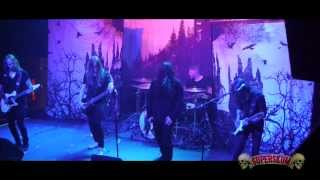 """KATATONIA """"Unfurl"""" Live"""
