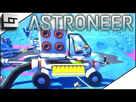 HOT ROVER ACTOIN! - Astroneer Gameplay S2E3 thumbnail