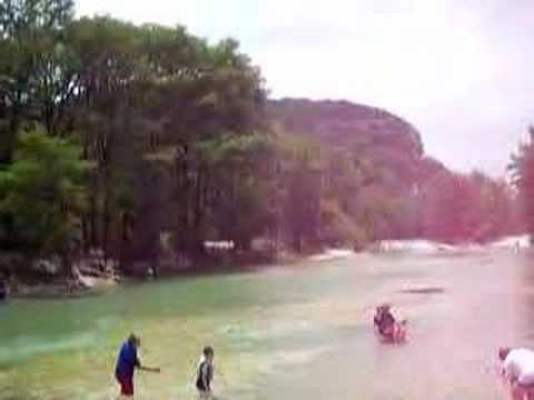 Rio Frio River San Antonio Tx River Tubing 58 Youtube