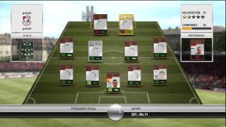 Ep. 1 ¡Empezamos! | FIFA 12 Ultimate Team | Espirated