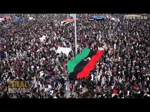 NATO and the Libyan People are Not One