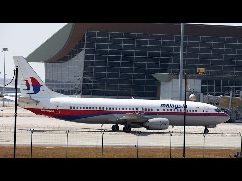 Burned debris may be from flight MH370