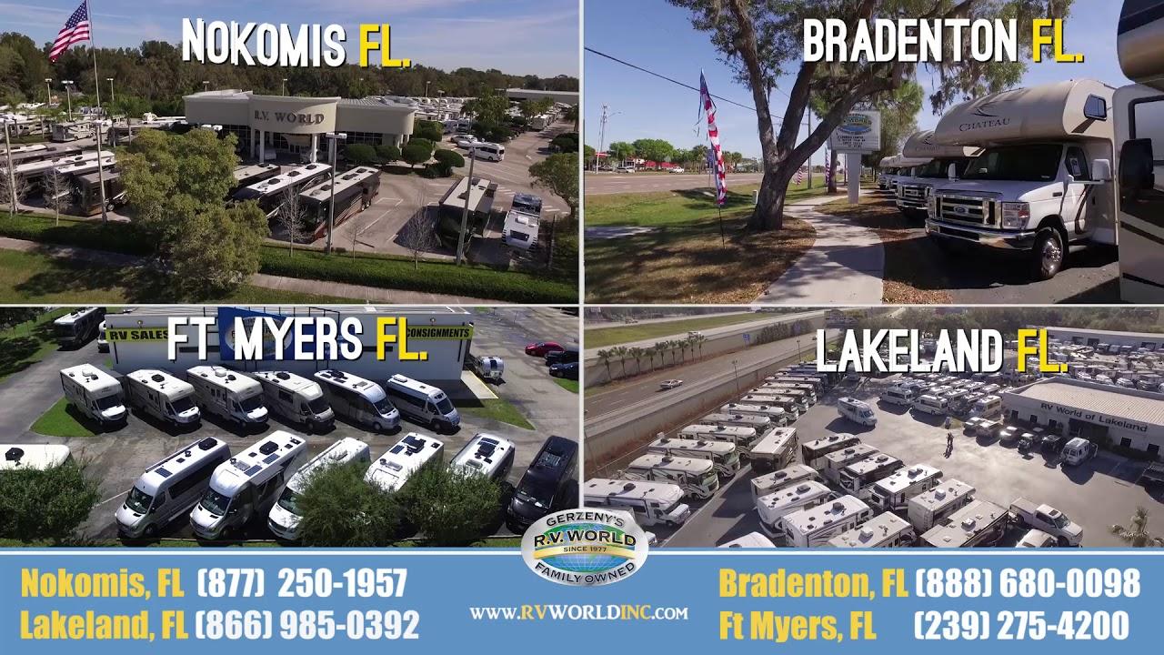 Home - Gerzeny's RV World | Ft  Myers, Lakeland, Bradenton