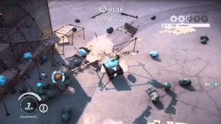 Short GameplaysTV : Just Cause 3 Seaport Scramble