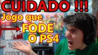 CUIDADO !! O BUG que FODE COM SEU PS4 - NÃO JOGUEM