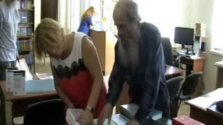 2013-07-06 В Библиотеке 135  Игнатий Лапкин. приняли ли.348