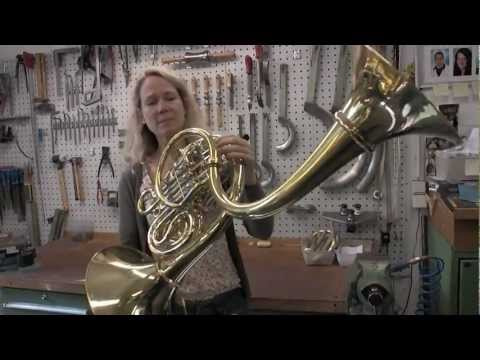 Christine Chapman | DOUBLE HORN, DOUBLE BELL: QUADRUPLE THE FUN! | Ensemble Musikfabrik