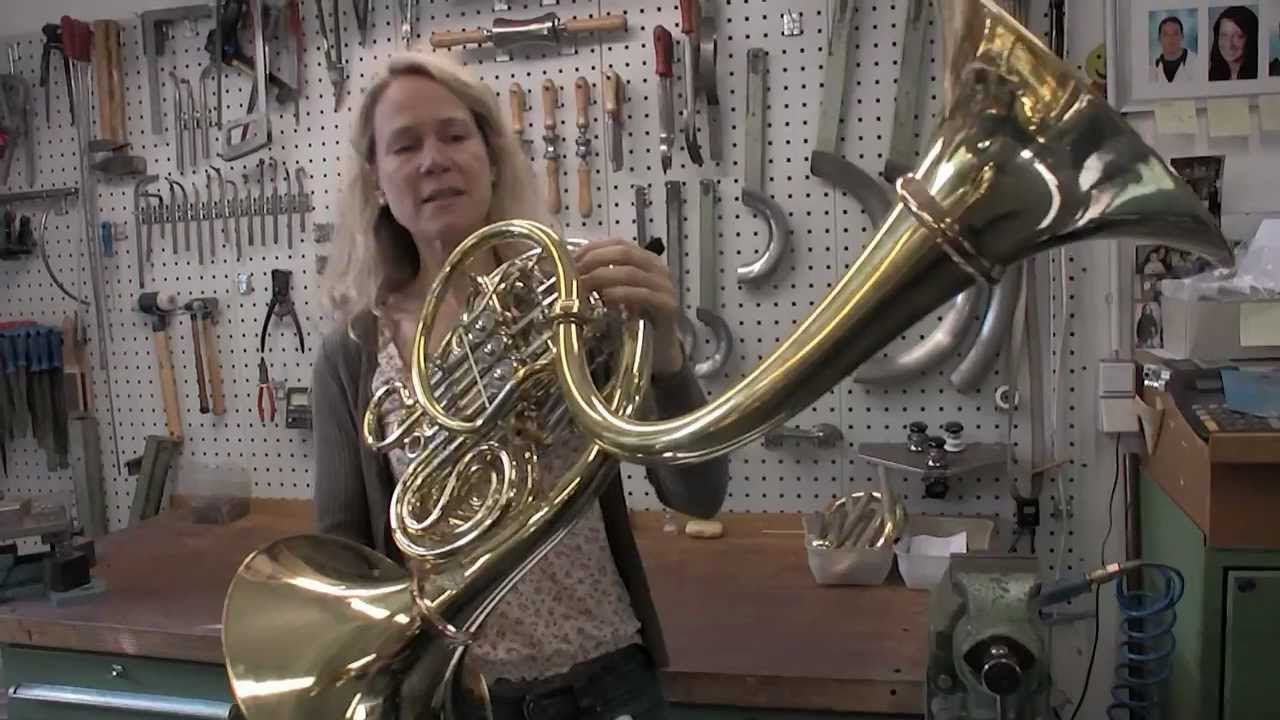 Christine Chapman Double Horn Double Bell Quadruple The Fun
