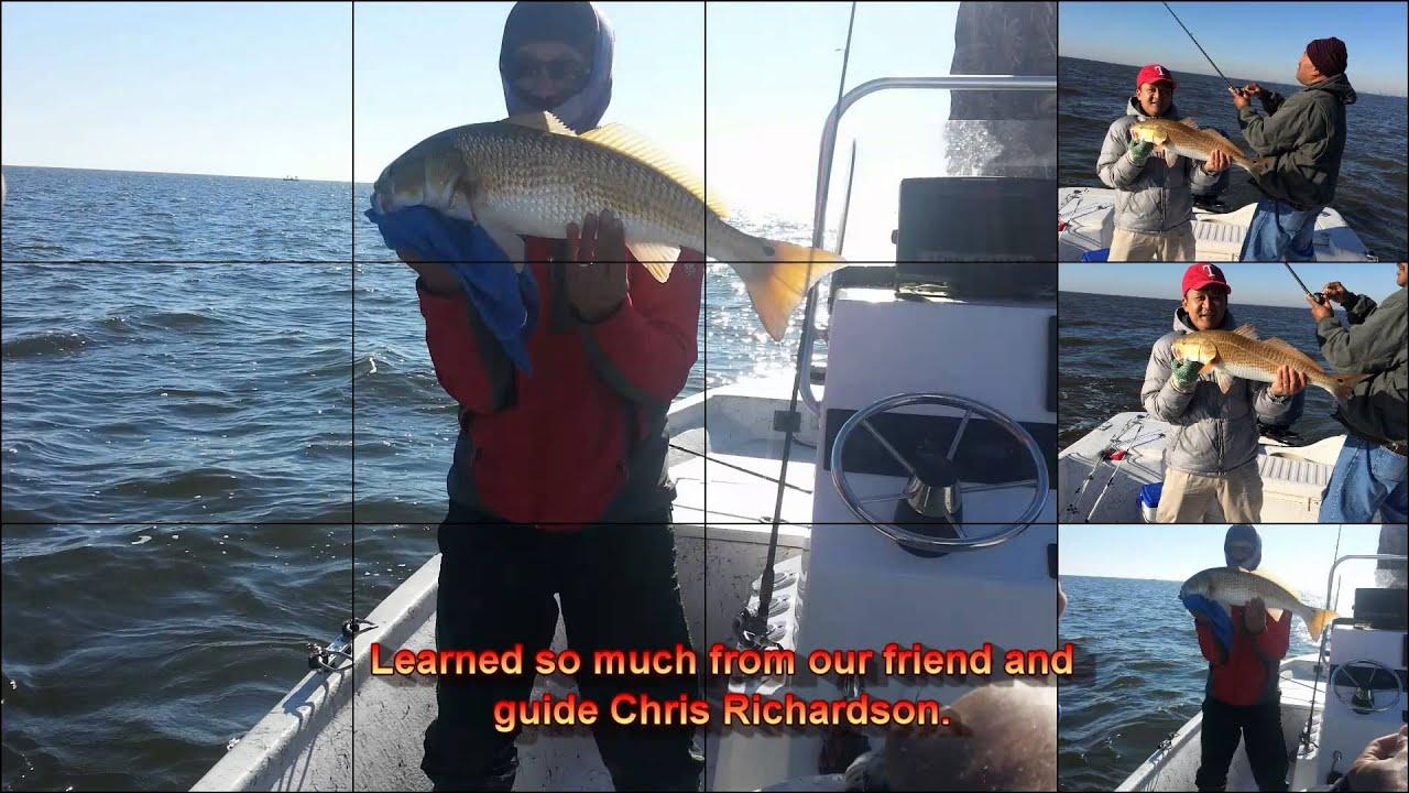 Fishing sabine pass and sabine lake with rick bon shupe for Sabine pass fishing report