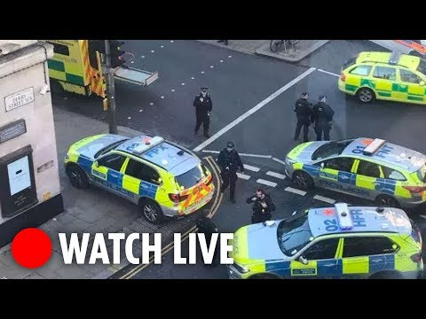 LIVE: Two stabbed at Sony HQ in London Mp3