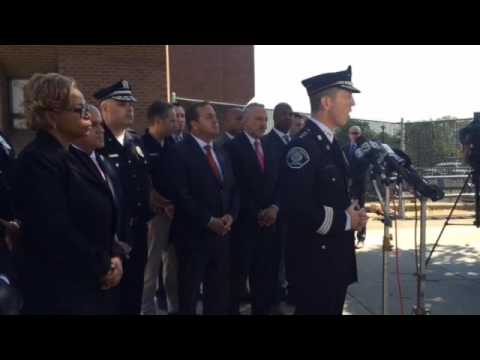 Chief Thomson on arrest in Gabby Carter killing