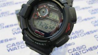 Касіо - Джі-шок Сонячний р-9300-1er-це