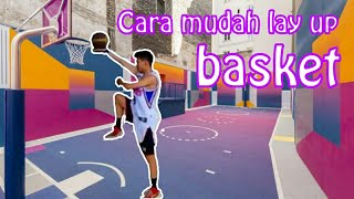 Download lagu CARA LAY UP LANGSUNG PRO PLAYER