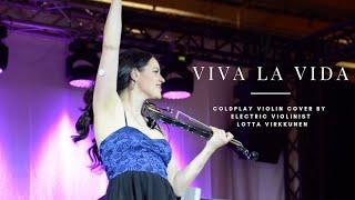 """Viva La Vida"" - Violinist Lotta Virkkunen, Jyväskylä Wedding Fair 2019"