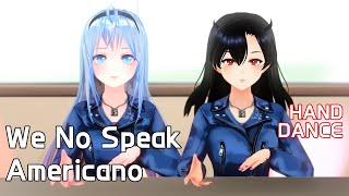 We No Speak Americano With Commy💕 - by Leia [MMD🎵VTuber]