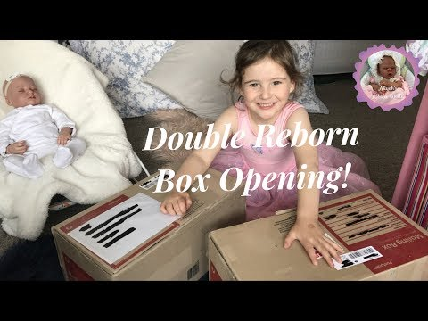 Double Reborn Box Opening