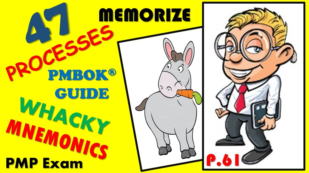 Tips To Memorize 47 Processes Pmbok Guide P 61 Table For Pmp Exam
