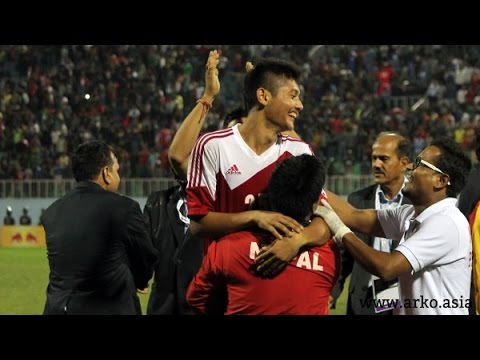 Bimal Gharti Magar's  International Goals