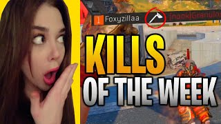 Call of Duty Blackout  KILLS of the WEEK! Highlight Montage