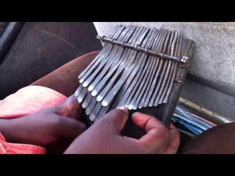 Mbira Musical Instrument Mbare Zimbabwe