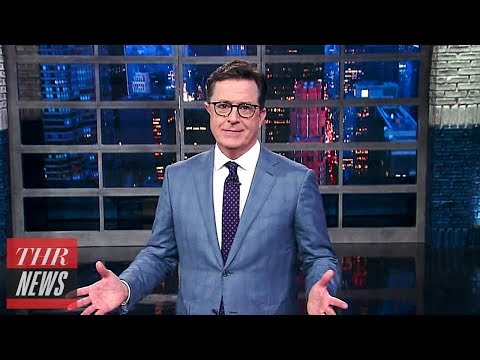 """Stephen Colbert in Russia: Intelligence Agents """"Followed Me Everywhere"""" 