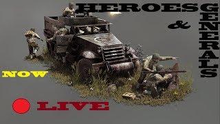 Heroes &  Generals Recon,Infantry,Pilot!