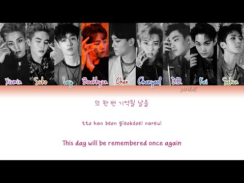 EXO - Lotto (Color Coded Han|Rom|Eng Lyrics) | by Yankat