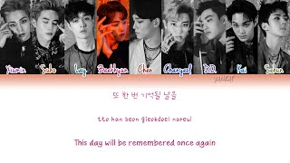 Gambar cover EXO - Lotto (Color Coded Han|Rom|Eng Lyrics) | by Yankat