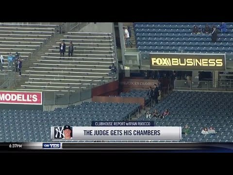 The Judge's Chambers: Aaron Judge's fan section at Yankee Stadium