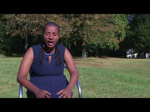 Interview Yetnebersh Nigussie Part 1: Personal Path