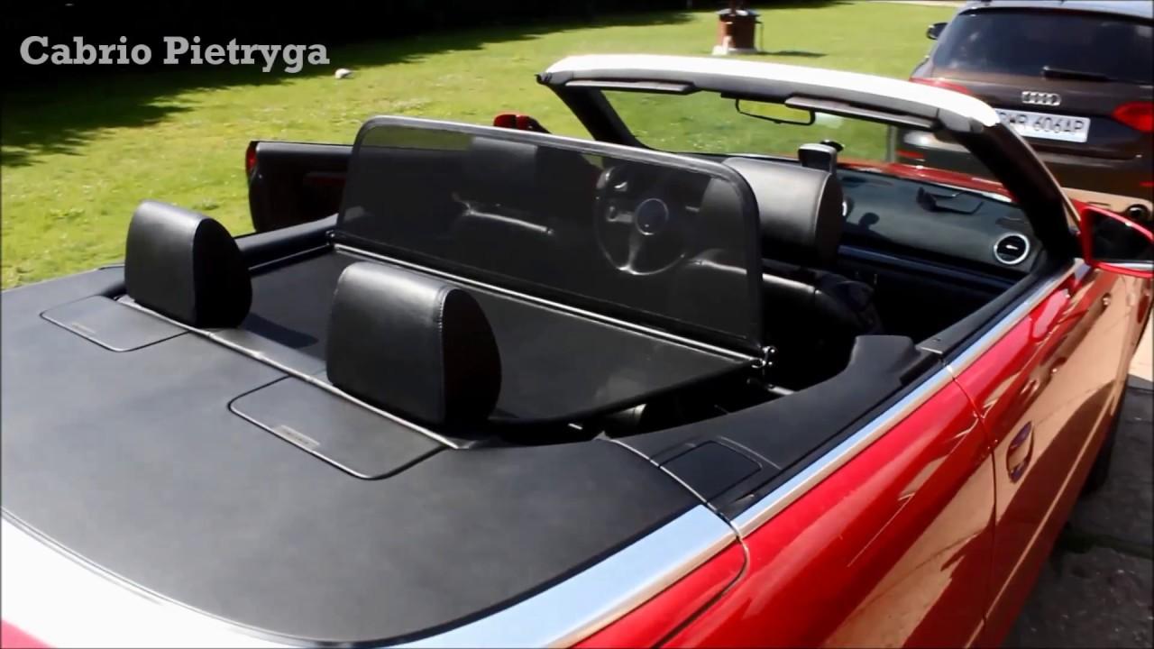 windschott wiatro ap wind deflector windstop do audi a4 b6 rok rh youtube com 2002 Audi Quattro Owner's Manual Audi A4 Owner's Manual
