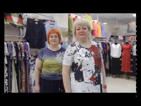 Летняя коллекция женской одежды с 52 по 68 размер в МИСС ШАРМ.