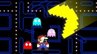 🍄MARIO Bros. PacMan💥- ‼️Mayhem‼️ [Mario Cartoon Animation]