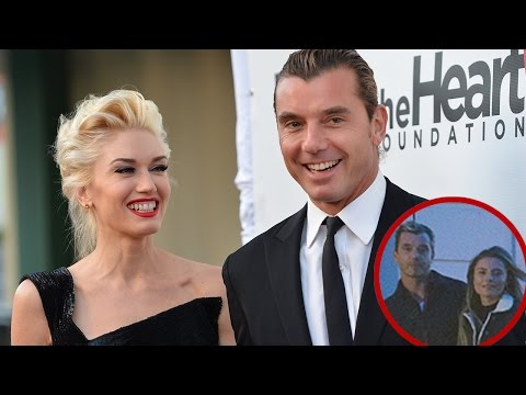 Gavin Rossdale Moves On! Spotted Kissing 27-Year-Old Model Sophia Thomalla Mp3