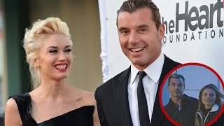 Gavin Rossdale Moves On! Spotted Kissing 27-Year-Old Model Sophia Thomalla