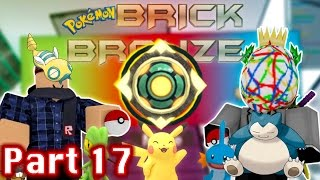 Roblox Pokemon Brick Bronze (PART 17) Digging in the Dirt! (5th Gym!)