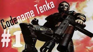 Codename Tenka :: PSOne :: Прохождение :: #1