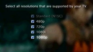 How To Change PS3 To HD Using Component Cable