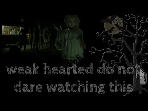 5 haunted movie scenes scared the crap outta me#creep level increased with sound track re designed