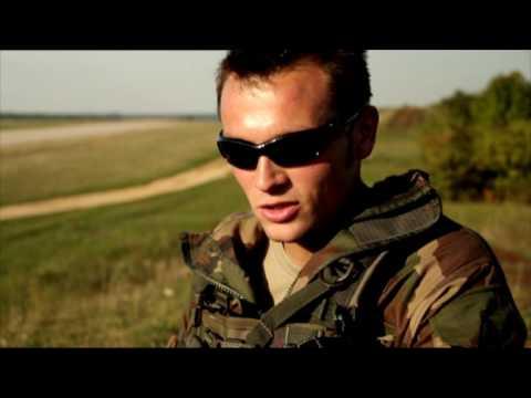 Jonathan, fusilier parachutiste de l'air