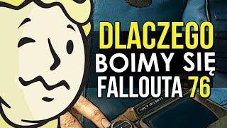Dlaczego boimy się o Fallouta 76?