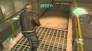 PC - Resident Evil: Revelations - Raid Mode/Stage 14/Abyss/RE4 Leon with jacket [720p]