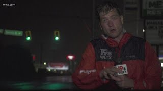 Strong Wind and Rain and Power Outages in Clarendon County