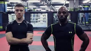 Battle ropes with SAS FITNESS UK