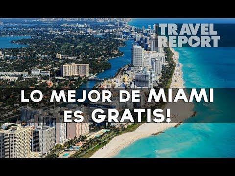 Lo Mejor De Miami Es Gratis