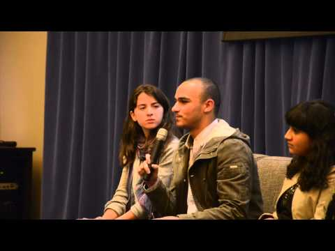 Global Forum: Voices of Islam – A Student Conversation