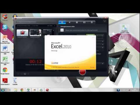 Tutoriel Compte De Resultat Et Bilan Sur Excel Youtube